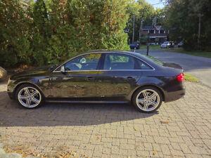 2013 Audi S4 Prestige Berline