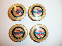 Chrysler hub cap 4pc
