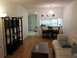 One bedroom downtown Vancouver condo for rent- Robson Street!