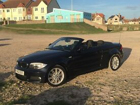 BMW 120d M Sport. Stunning car, beautiful to drive.