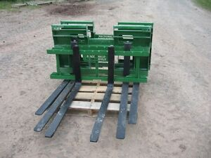 NEW  PALLET FORKS, BUCKETS and BALE SPEARS