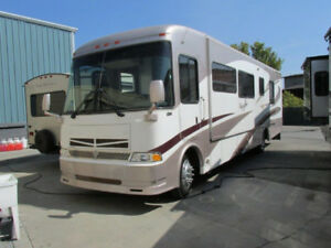 Make your dreams come true. Gorgeous Class A Motor home for Sale