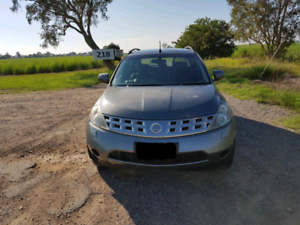 2007 Nissan Murano SUV, Z50, 4WD, Ti-L, Sunroof,Luxury Family Car