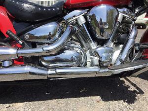 Road Star Silverado 1600cc
