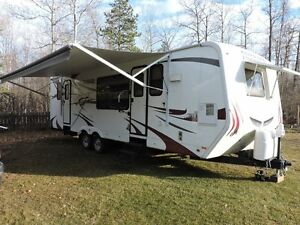 2010 Komfort T285S Trailblazer 32 FT Travel Trailer REDUCED!!!