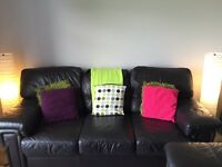 Expensive 3-2-1 sofa (cost £2000)