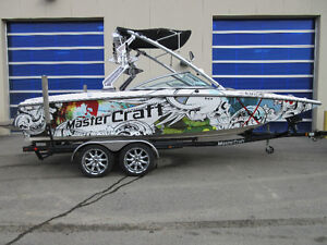 2009 Mastercraft X Star - Loaded 6.0L & only 389 hours!