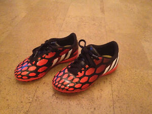 Indoor Soccer Shoes - Children's Size 13