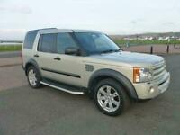 2008 Land Rover Discovery Commercial Xs Light 4X4 Utility Diesel Automatic