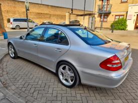 Mercdes-Benz E500 Avantgrade 5.0 7g-Tronic