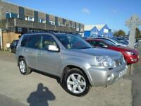 2006 (06) NISSAN X-TRAIL 2.2 DCi AVENTURA Leather Sat Nav Panoramic S/Roof FSH