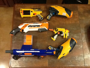 REAL NERF GUNS FOR SALE