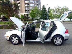 2002 Volkswagen Golf Gls Bicorps