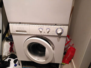 Washer and dryer Frigidaire