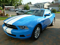 """GORGEOUS!!! 2012 Ford Mustang Premium """"Pony Package"""" Coupe"""