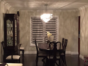 Shutters, Blinds, Glass Inserts, Drapery---- UP TO 80% OFF!!! Cambridge Kitchener Area image 8