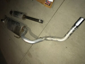 Exhaust from 2017 f150 3.5 ecoboost