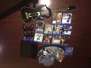PlayStation 4 500gb, Disney infinity avengers and 11 othe rgames