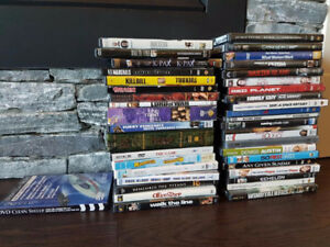 DVD's , sorted.