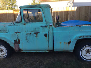 Old project truck for sale