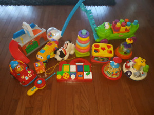 PERFECT CONDITION BABY TOYS