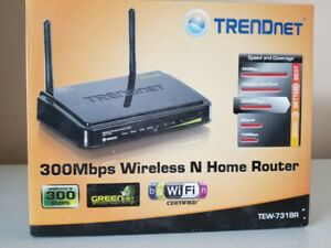 Trend Net... 300 Mbps Wireless n home Router