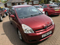 Toyota Verso 2.2 D-4D T3 7 SEATER 06/56