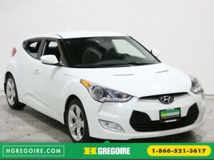 2012 Hyundai Veloster AUTO A/C MAGS BLUETOOTH CAMERA RECUL