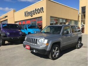 2017 Jeep Patriot Sport/North High Altitude 4x4 - Heated Seat...