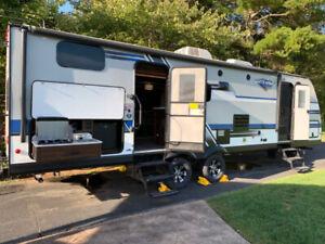 2018 Jayco Whitehawk 29BHS Travel Trailer