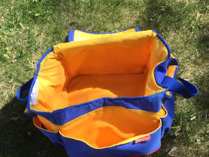 Wicked Insulated Fisher Price Travel Bag Strathcona County Edmonton Area image 3