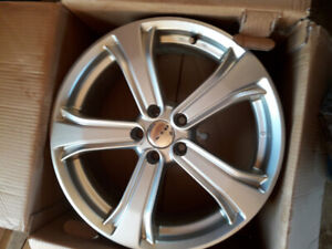 """For sale - 17"""" alloy  wheels for Subaru Forester up to year 2018"""