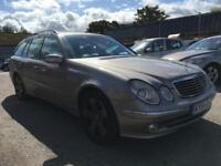 2004 Mercedes-Benz E Class E320 Estate 3.2CDi 204 Avantgarde Tp5 Diesel silver A