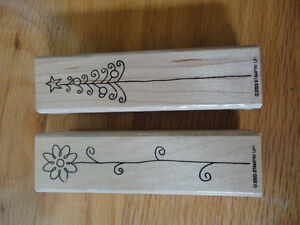 HUGE SALE - LOTS OF SCRAPBOOKING STAMPIN UP RUBBER STAMPS London Ontario image 4