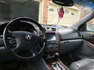 2005 Acura MDX Touring fully loaded SUV, Crossover