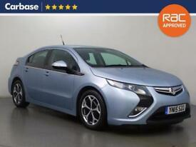 2015 VAUXHALL AMPERA Electron 5dr Auto