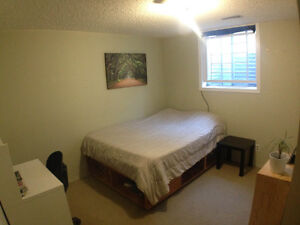 Room for rent in SW close to MRU.Utilities/TV/Internet included!