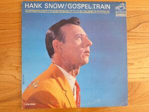 Hank Snow Albums