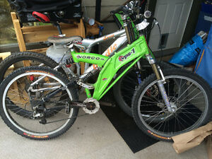 Norco VPS 1 downhill bike