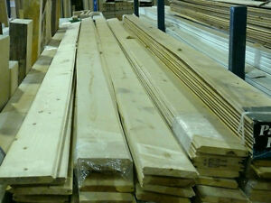 1X6  T&G KNOTTY PINE boards