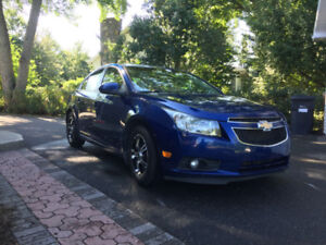 Chevrolet Cruze LT 2012 1.4L Turbo