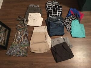 Lot of women's clothes size 8, M and L