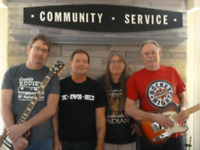 Classic Rock with Community Service Band