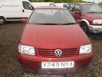 2000 VOLKSWAGEN POLO 1.4 Match 3dr Auto VERY LOW MILEAGE 41K. FULL YEARS MOT.