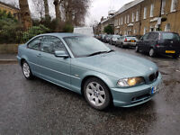 2002 BMW 318 CI coupe