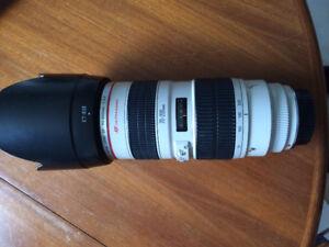 Canon 70-200 2.8L USM