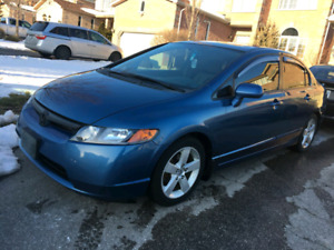 2008 Honda Civic fully loaded