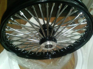 Harley Davidson Wheels and parts‎ / roue et pieces