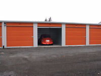 Self Storage - Convenient & Affordable - From $75/Month
