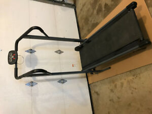 Manual Tek Athletic Treadmill